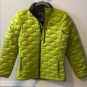 Mountain Hardware Nikwax Hydrophobic Down Jacket